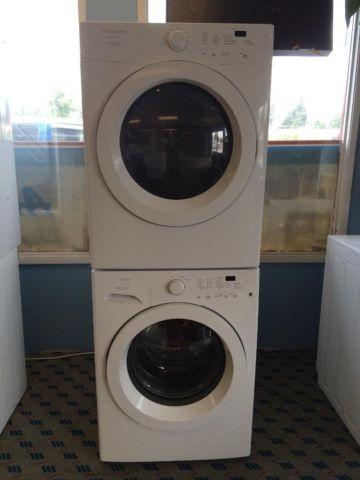 Frigidaire Affinity Stacked Washer Dryer USED for Sale in