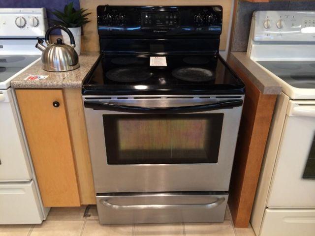 black oven Kitchen appliances for sale in Tacoma Washington buy