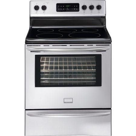 FRIGIDAIRE ELECTRIC STOVE DGEF3041KF STAINLESS- NEW /