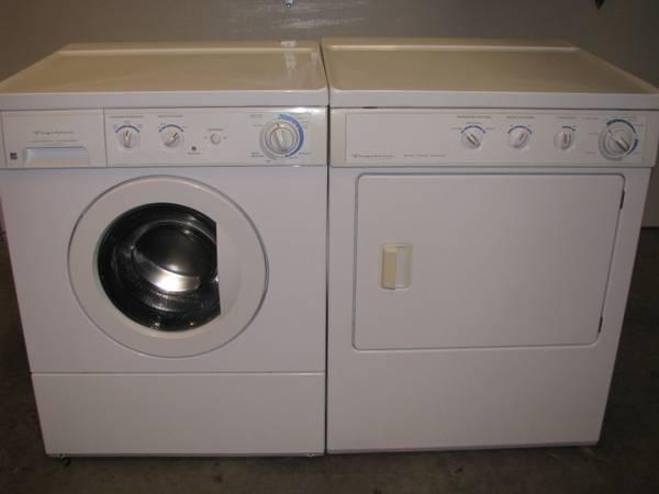 Front Load Washers Front Load Frigidaire Washer