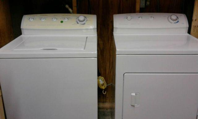 Frigidaire Gallery Commercial Washer Amp Dryer Must Sell