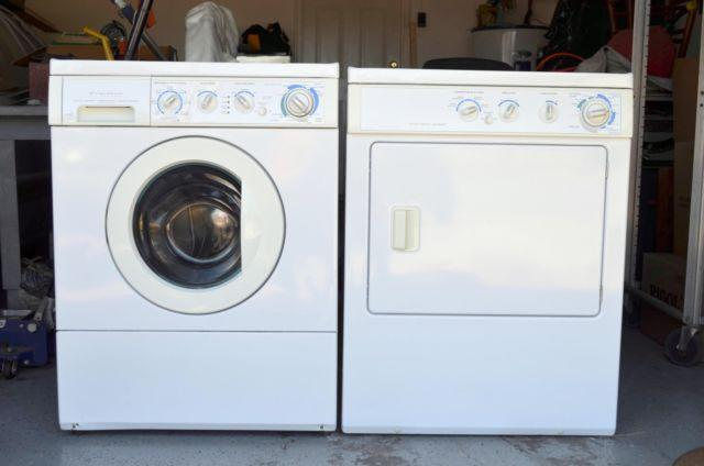 Frigidaire Gallery Front Load Washer Amp Gas Dryer Set For