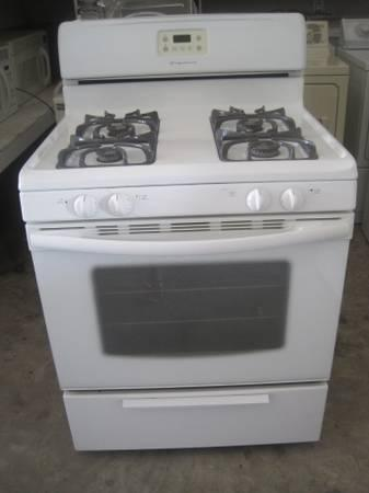 Frigidaire Gas Stove White For Sale In Ocala