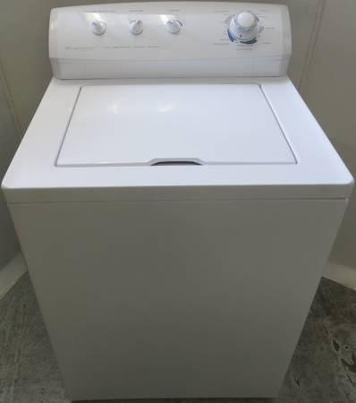 Frigidaire Glws1339es 13 Cycle Top Load Washer White Sn