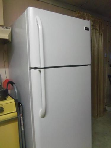 Frigidaire Refrigerator And Electric Heater For Sale