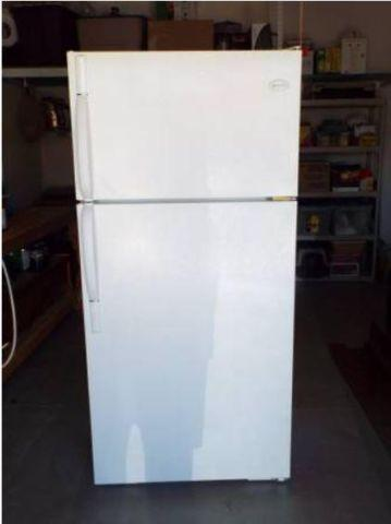 Frigidaire Refrigerator With Ice Maker For Sale In