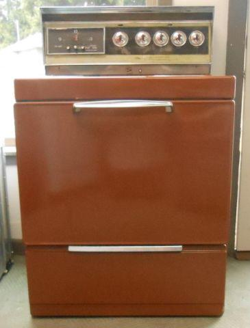 Frigidaire Vintage Range Deluxe 30 Inch Free Standing Coil