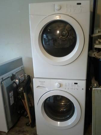 Frigidaire Washer Dryer Warranty Free Delivery Krazy Cheap