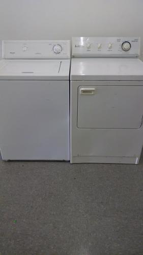 Frigidaire washer with a Performa by Maytag dryer free delivery