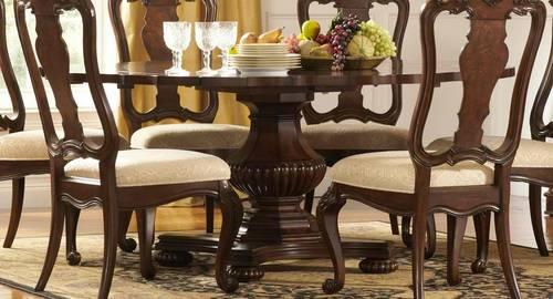 From Model Home Gorgeous Dining Set Old World Style For Sale In Katy Texas Classified