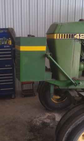 front fuel tank john deere jeffers for sale in marshall minnesota classified