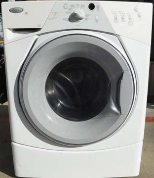 Front Load Whirlpool Duet Sport Washer For Sale In San