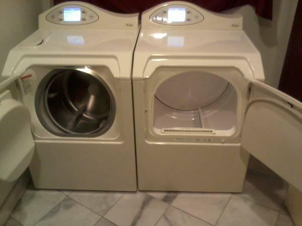 maytag front loader washing machine