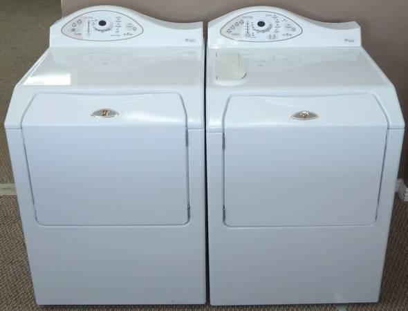 front loaders maytag neptune washer gas dryer with. Black Bedroom Furniture Sets. Home Design Ideas