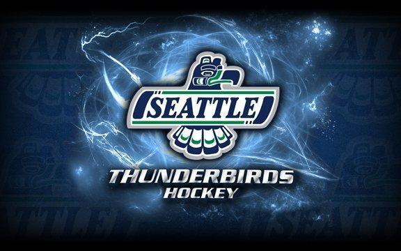 Front Row Glass Seats for Seattle Thunderbirds Hockey