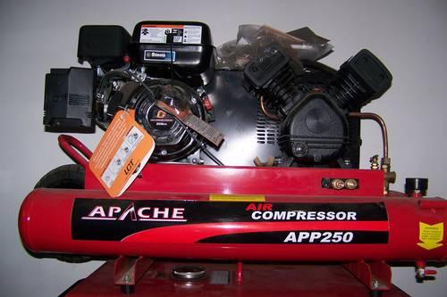 FS Curtis CT Series Standard Package Air Compressor