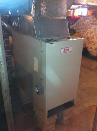 Fuel Oil Furnace And Fuel Tank For Sale In Knapp Creek