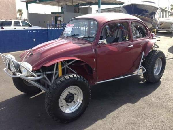 Full Caged Vw Baja Bug For Sale In Boulder City Nevada