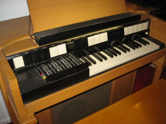 Full Functioning Hammond S6 Chord Organ w/ Original