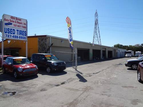 Full Mechanic Shop - Body Shop - Used Tires