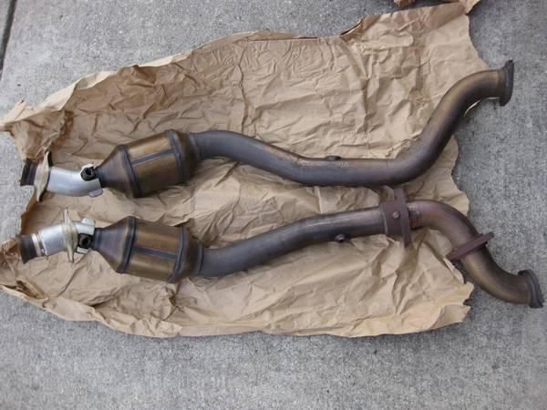 full oem 05 06 gto exhaust ls2 for sale in harvest alabama classified. Black Bedroom Furniture Sets. Home Design Ideas