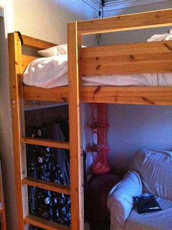 Full Size Loft Bed Bookshelf Full Size Sleeper Couch