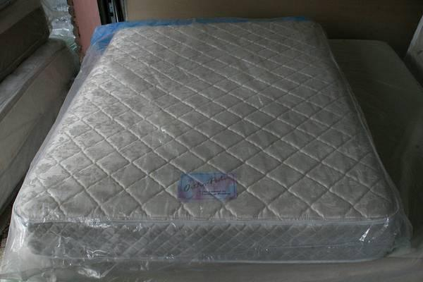 Full Size Mattress And Box Spring For Sale In H