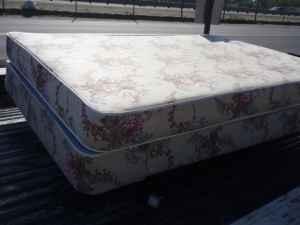 full size mattress box springs frame for sale in visalia california classified. Black Bedroom Furniture Sets. Home Design Ideas