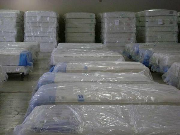 Full Size Pillowtop Mattress Boxspring Set Brand New In