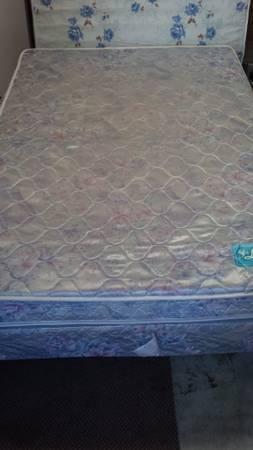full size serta mattress and box spring set for sale in grand island nebraska classified. Black Bedroom Furniture Sets. Home Design Ideas