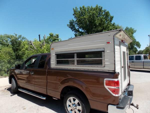 Used Short Bed Campers For Sale