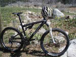Full Suspension Mountain bike for sale - (Winthrop, WA) for