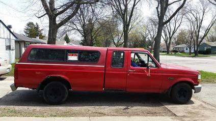 Fullsize pickup truck bed cap
