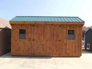 Fully Built Heavy Duty Sheds Horse Barns And