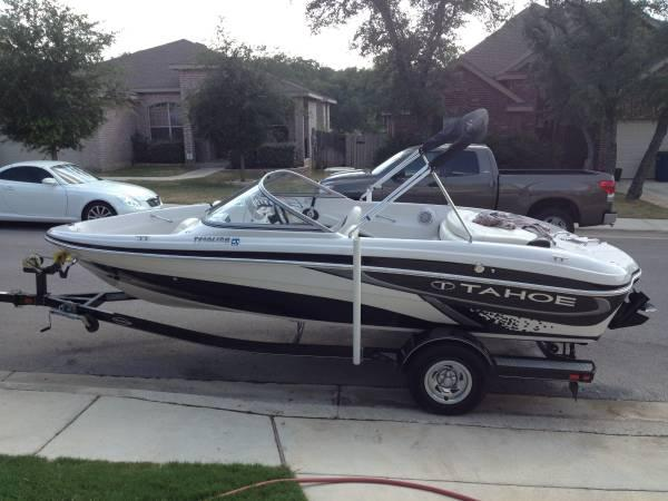 Fun family on the Lake- 2011 Tahoe Q5i - $21000