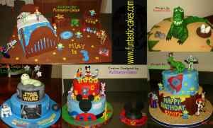 FUNTASTIC-CAKES-All Occasions (Orlando & Surrounding