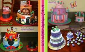 FUNTASTIC-CAKES (Orlando & Surrounding Areas)