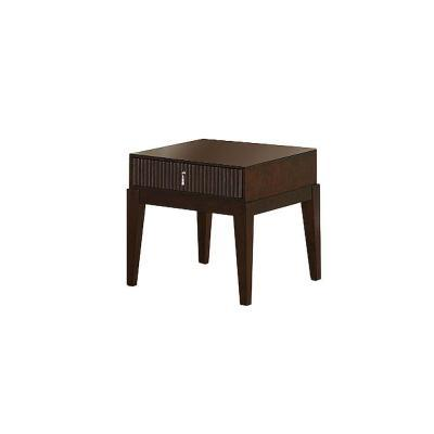 Furniture Of America Torino Dark Walnut End Table