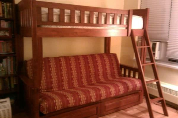 Futon Bunk Bed For Sale In Seattle Washington Classified