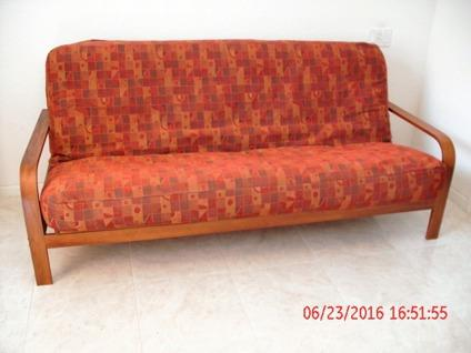 Futon Sofa And Sleeper