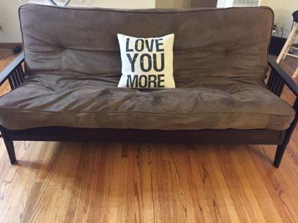 Futon Sofa Bed With Mattress For Sale In San Carlos California Classified