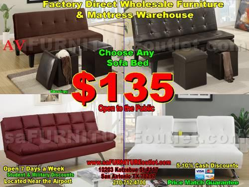 Futons On Sale Now For Sale In San Antonio Texas