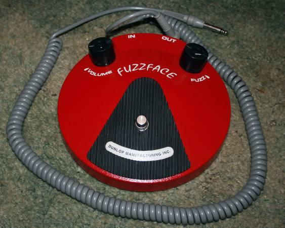 FUZZFACE FOR GUITAR - $50