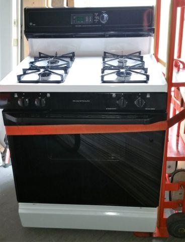 ge gas range costco ge gas stove with extra large oven for sale in douglasville