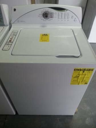 G E HydroWave Washer - $499