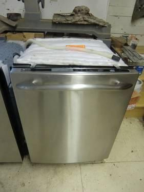 G E PROFILE STAINLESS STEEL DISHWASHER PDWT480
