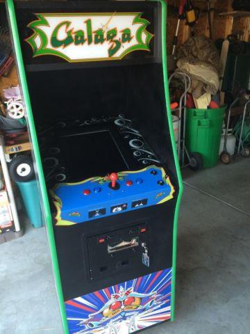 Galaga Multicade Arcade Game with 60 classic video games