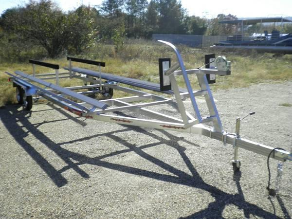 Galvanized Pontoon Trailer 24' *NEW* for Sale in Hot ...