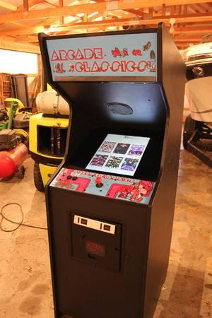 Game Device - Performs 60 Activities in one single Taxi - Pac-Man galaga donkey kong - $775