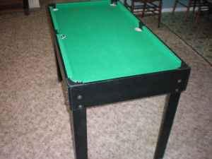 Game Table by Harvard - $40 Gardnerville, NV.